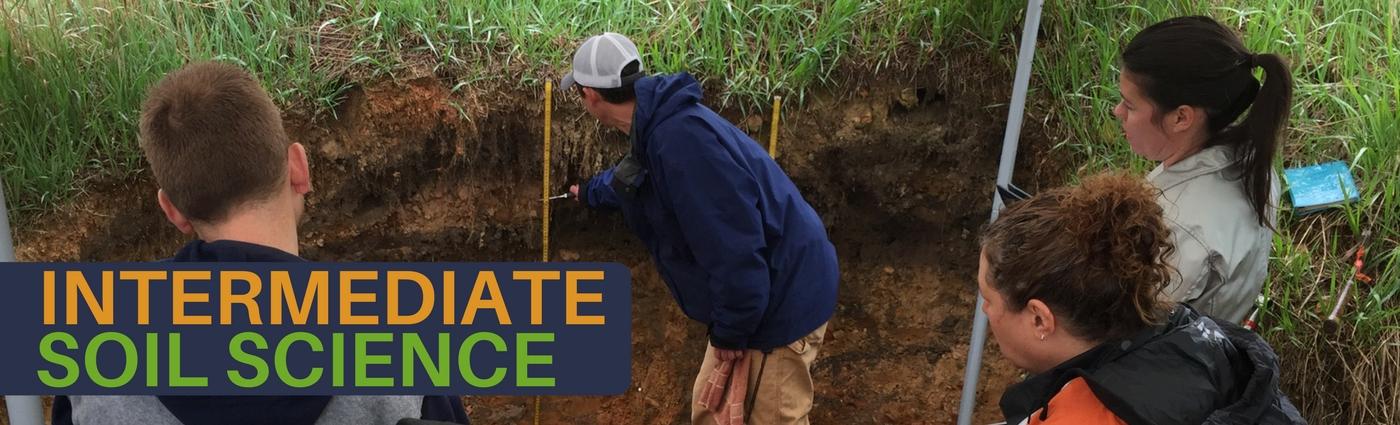 Intermediate soil science for Soil dictionary